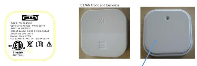 Ikea lavora al telecomando per persona compatibile con HomeKit