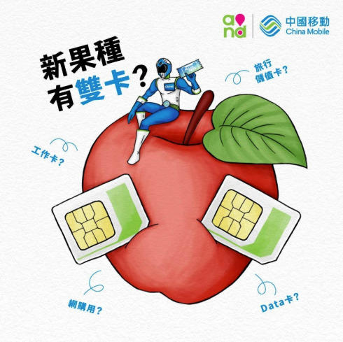 Per ue vettori cinesi iPhone dual Sim è cosa fatta