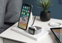 Belkin Boost Up dock, ecco la nuova base di ricarica wireless per iPhone e Apple Watch
