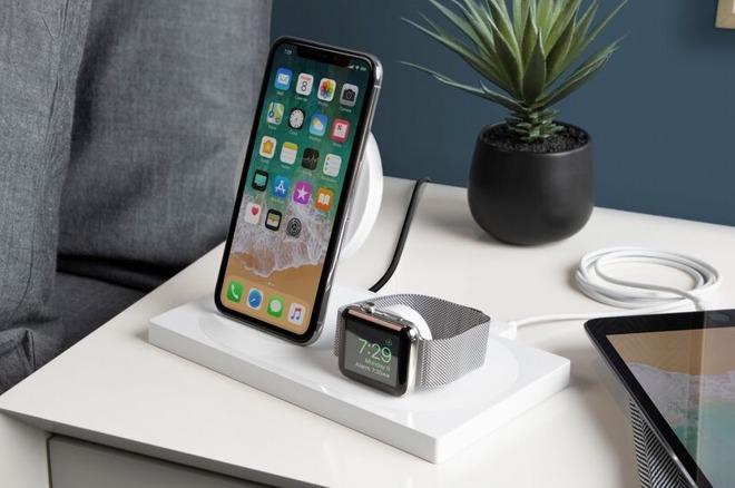 Belkin Boost Up dock, ecco la nuova base di ricarica wireless per iPhone e Apple Watch