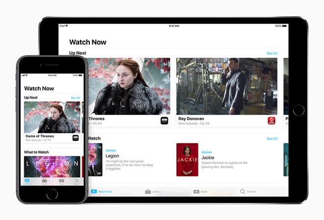 Il servizio di video in streaming di Apple proporrà contenuti adatti a tutta la famiglia