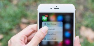 Bye bye 3D Touch: e se Apple lo abbandonasse?