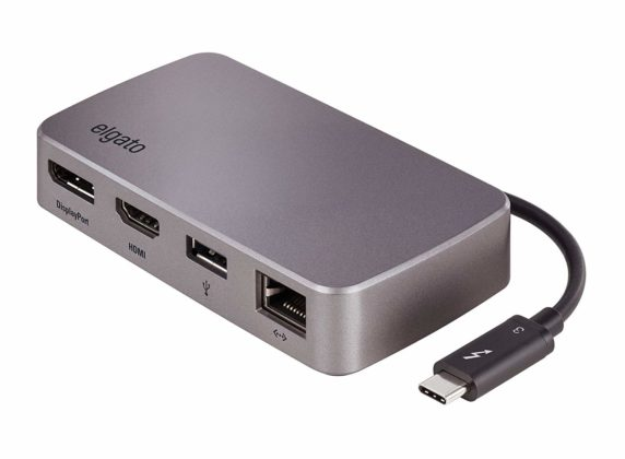 In vendita il Mini Dock Thunderbolt 3 Mini Dock di Elgato