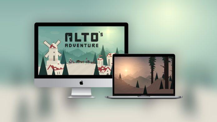 Alto's Adventure è ora disponibile su Mac