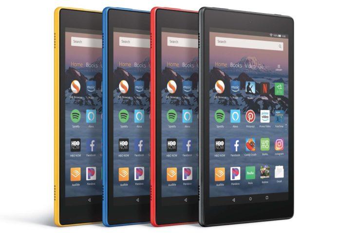Nuovo Fire HD 8, l'alternativa ad iPad mini costa solo 99,99 euro