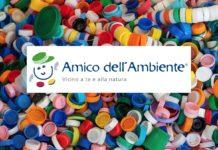 Amico dell'Ambiente, l'app per sostenere le associazioni con la raccolta tappi