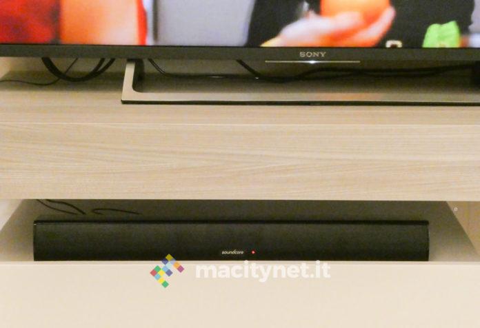 Solo oggi: soundbar Anker in sconto, date colore al suono del vostro TV con 67 euro