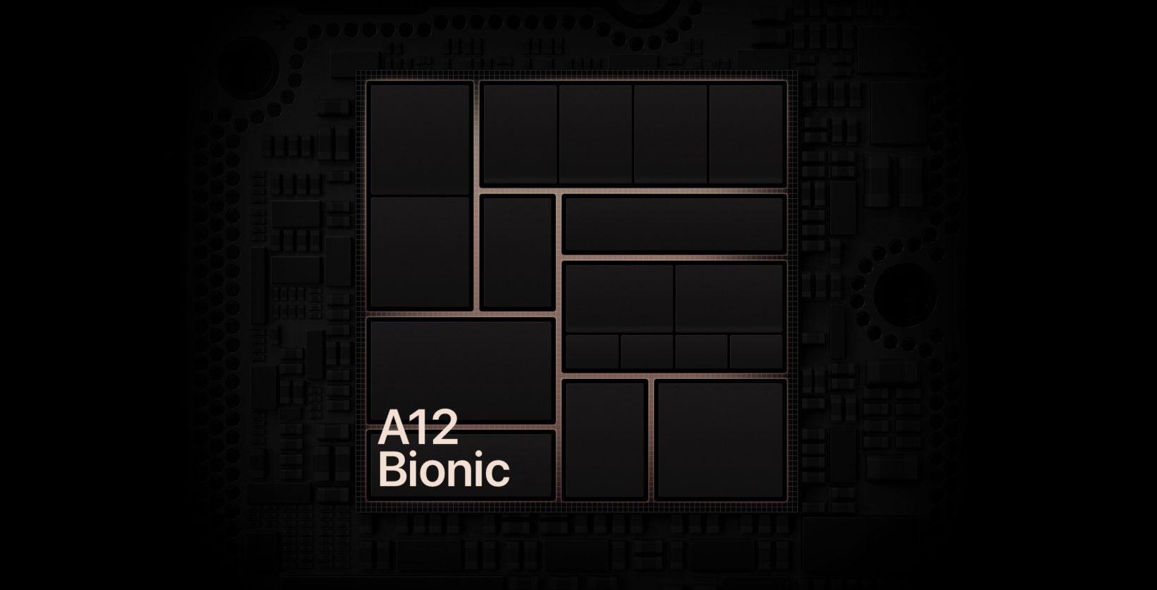 A12 Bionic è il processore di iPhone XS, iPhone XS Max e iPhone XR