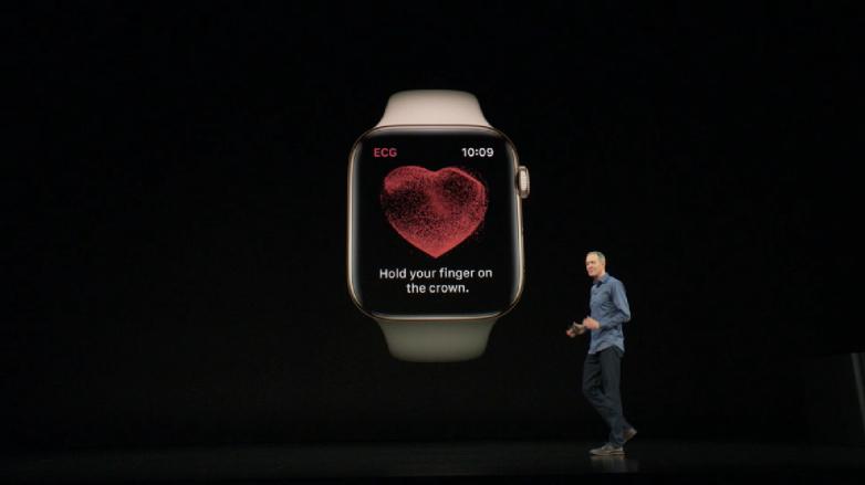 Per l'ECG Apple Watch 4 in UK potrebbero volerci anni