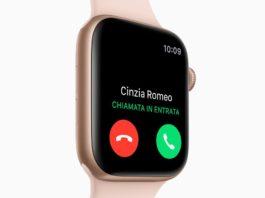 Come funziona Apple Watch 4 LTE con Vodafone One Number