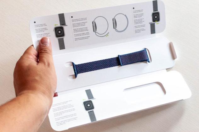 Unpacking di Apple Watch 4 e primo contatto