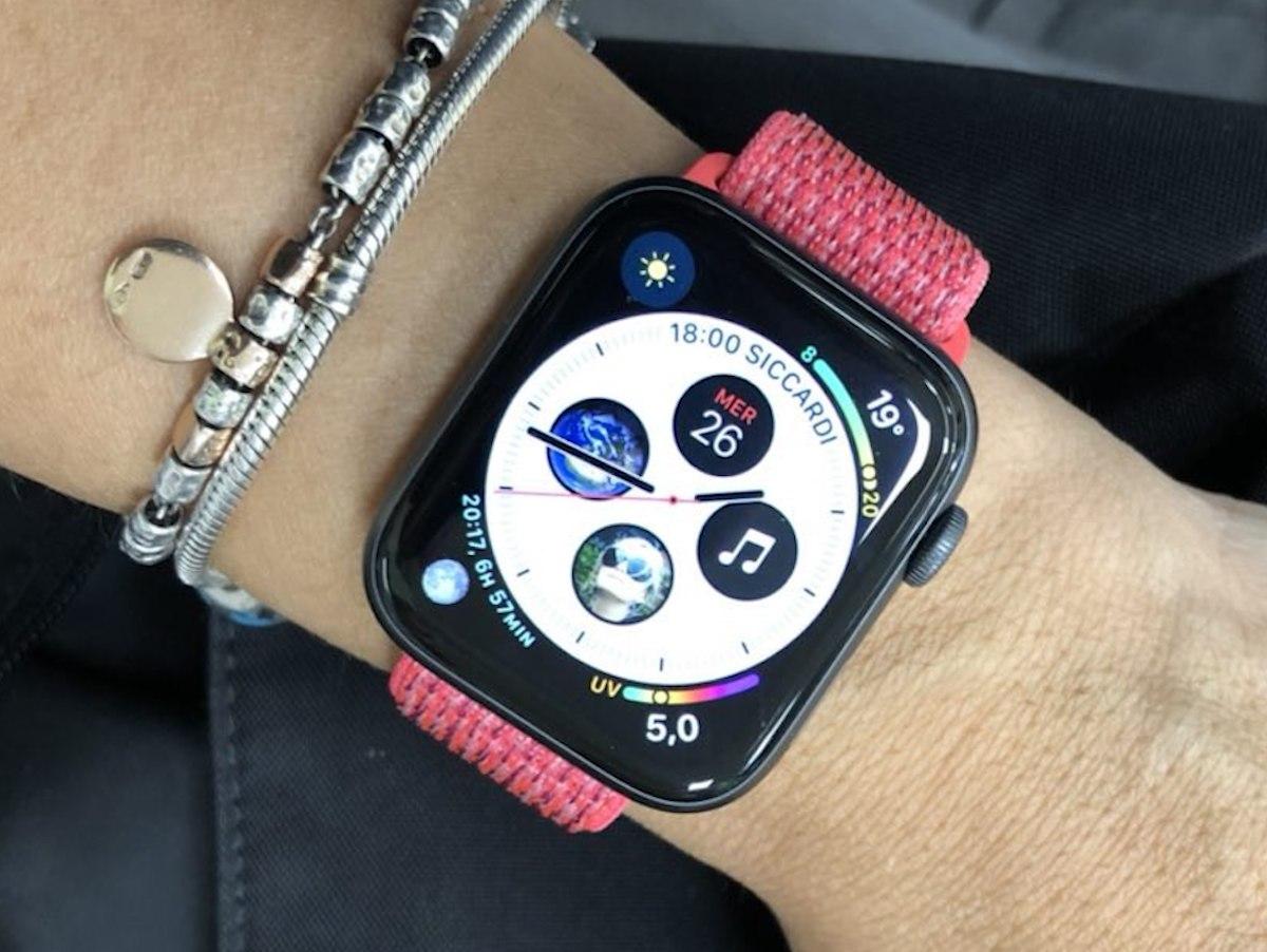 d45b2fe698142 Apple Watch 4