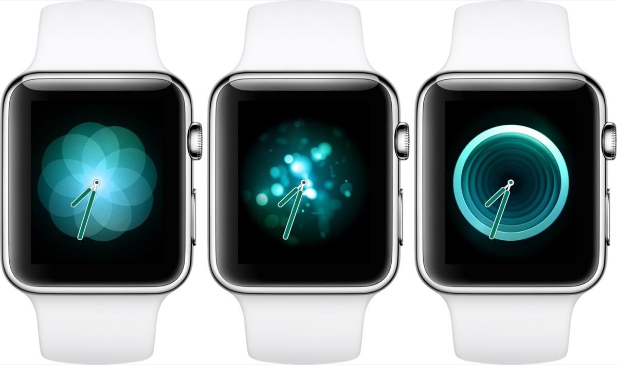 nuovi quadranti Apple Watch (ma sul Series 4 sono più belli)