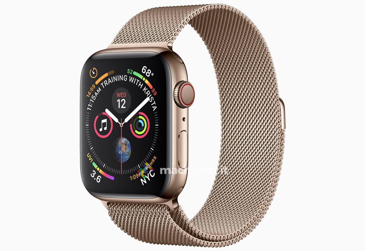 applewatchserie4 milanese
