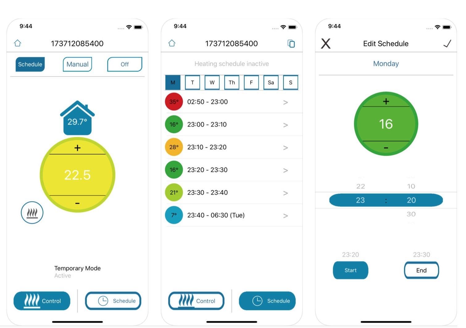 Il termostato Avidsen Wi-fi touch screen con app che riduce gli sprechi e costa pochissimo