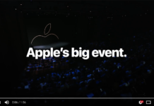 L'evento Apple in 108 secondi