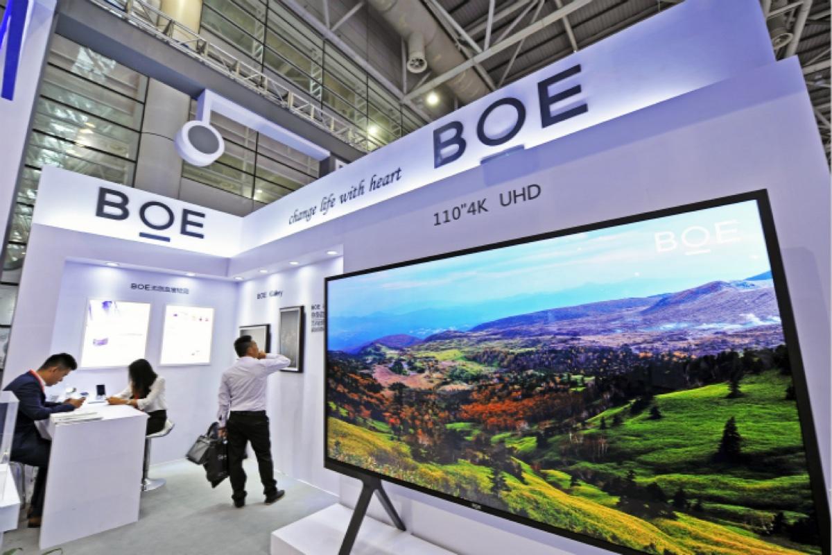 Nuovi iPad e MacBook, Apple arruola BOE per costruire schermi IGZO