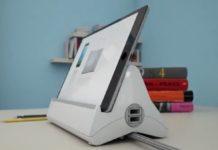 Stardesk, da BTicino stand per tablet e multipresa in uno