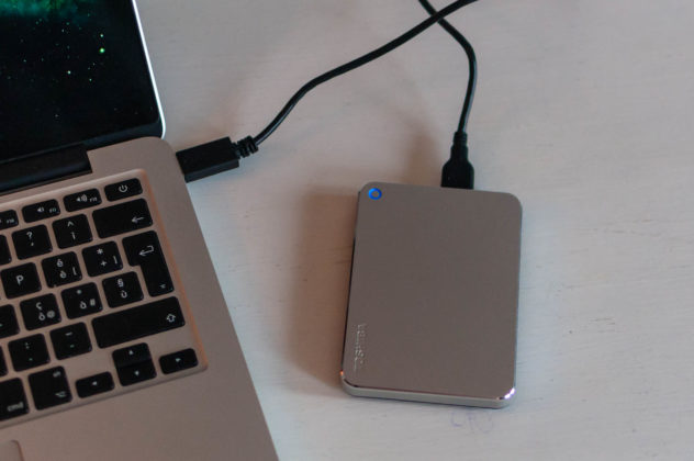 Recensione Toshiba Canvio Premium for Mac, il disco ultra sicuro per Mac