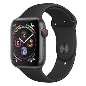 Apple Watch Series 4 GPS + Cellular – 44mm