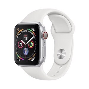 Apple Watch Series 4 GPS + Cellular – 40mm