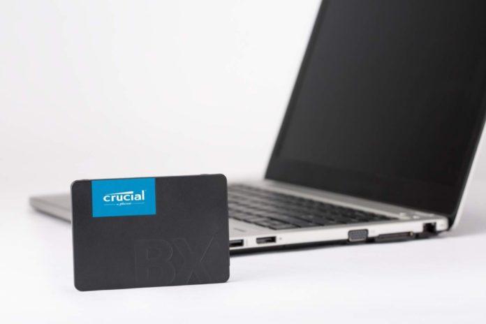 SSD Crucial BX500, 300 volte più veloce di un HDD e costa solo 27 euro