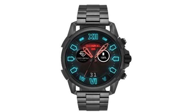 58cda12edceb86 Ad IFA 2018 Diesel One, lo smartwatch wearOS con caratteristiche top ...