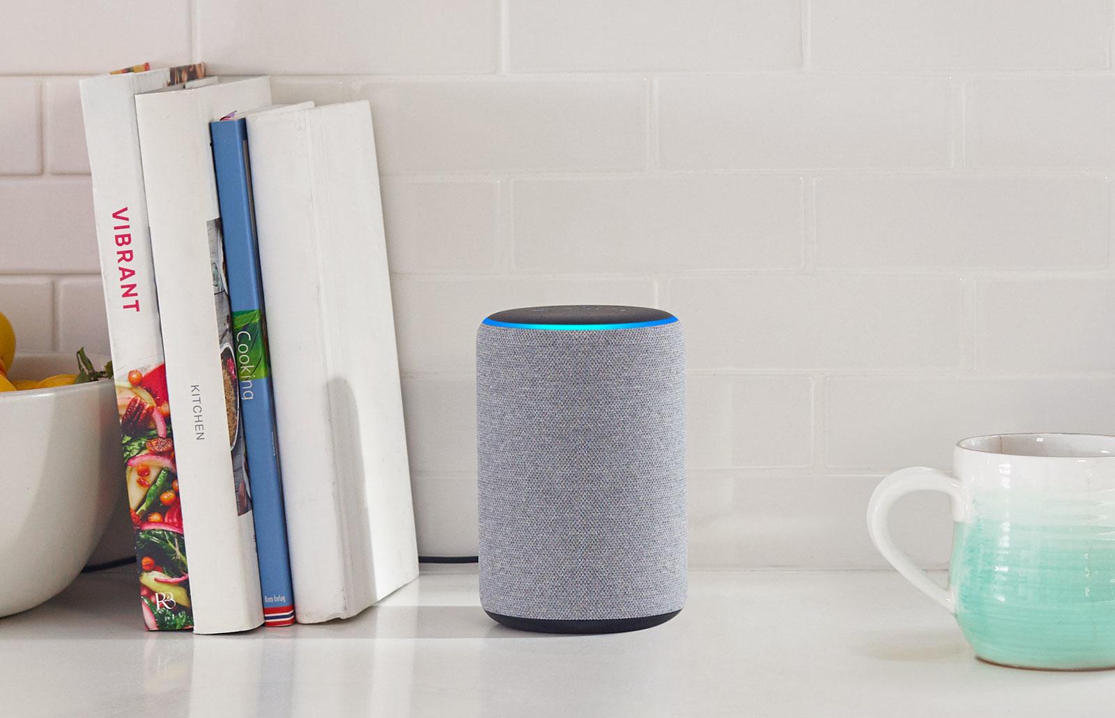 Amazon lancia una vagomata di nuovi dispositivi Alexa