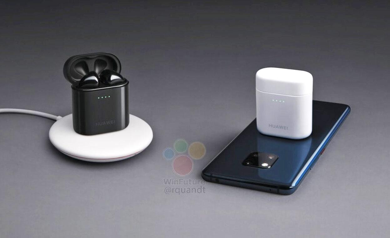 11beef43ddb Huawei Freebuds 2: come AirPods, ma ricaricano lo smartphone ...