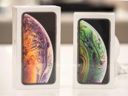 domanda iPhone XS Max straccia XS, scorte limitate del 512GB