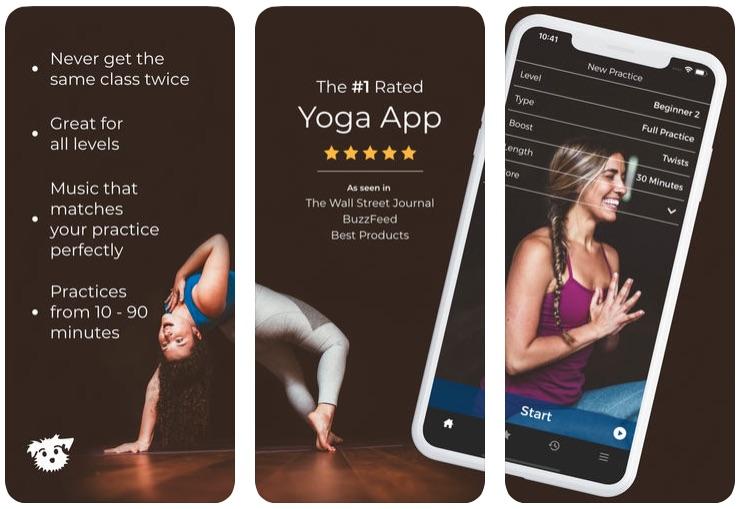 Le migliori app per fare yoga, per mettersi in forma con iPhone e iPad