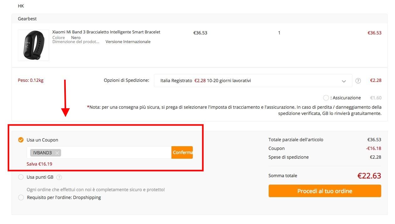 Solo 23 euro: Xiaomi Mi Band 3 ad un prezzo ancora più basso di sempre