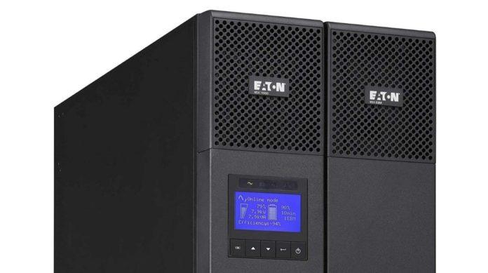 Eaton UPS 91PS, nuova gamma per i gruppi di continuità monofase
