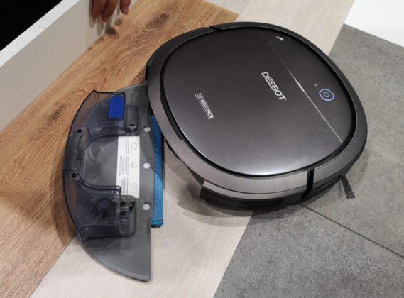 ECOVACS AIVI, a IFA 2018 l'Intelligenza Artificiale nella pulizia dei pavimenti