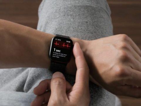 L'elettrocardiogramma di Apple Watch 4 in fase di approvazione in Canada
