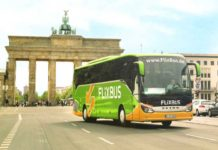 L'app dei viaggi in autobus FlixBus abbraccia Google Pay