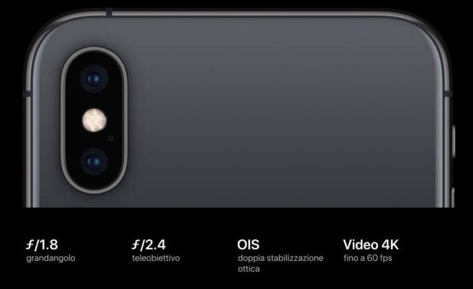Fotocamera iPhone Xs, Apple «Inizia una nuova era per la fotografia»