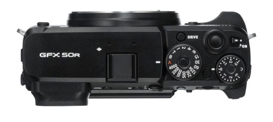 Fujifilm GFX 50R, la mirrorless medio formato con 51.4 MP