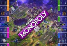 Monopoly Fornite, il gioco da tavolo ispirato al capolavoro