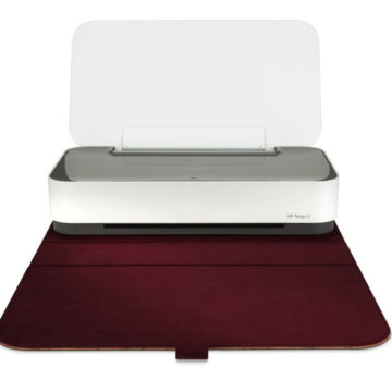 HP Tango, la stampante che sembra un libro pronta per i controlli vocali