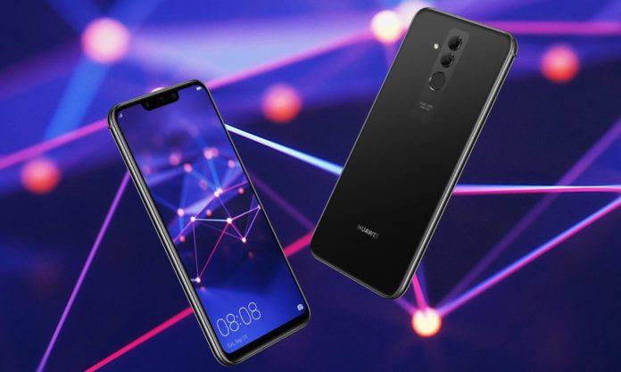 Ecco Huawei Mate 20 Lite, in attesa del Pro