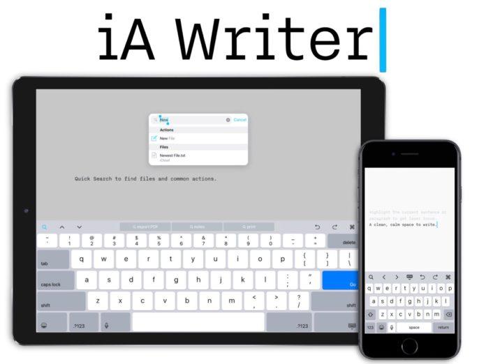 Arriva iA Writer 5.1, pronto per Mojave