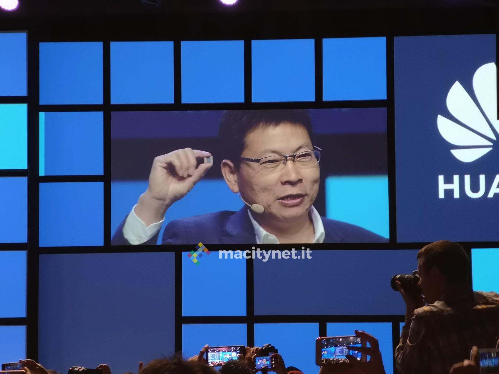 Huawei presenta Kirin 980: la guerra dei 7 nanometri è appena cominciata