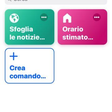 ddio Workflow! E' arrivato Comandi su iOS 12 e l'automazione non sarà più la stessa
