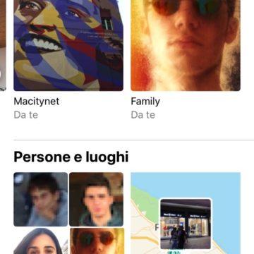 Tutte le novità di Foto iOS 12