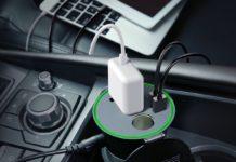 Inverter per auto con 2 USB e presa passante a soli 24,99 euro