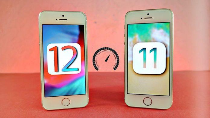 Per velocizzare il vecchio iPhone, installate iOS 12