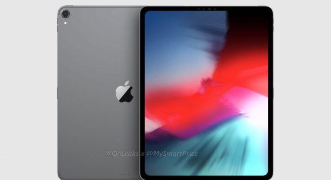 Ecco come appare oggi iPad Pro 12,9 pollici, antenne stile iPhone