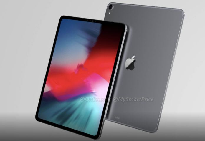 iPad Pro 2018 esempio