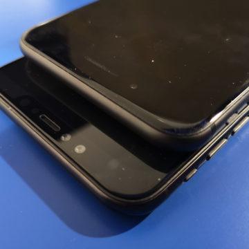 iphone xs confronto iphone 8 plus 9